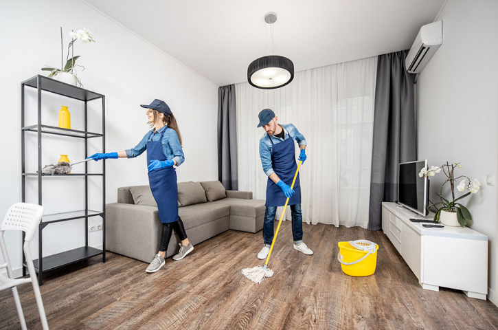 When And What To Do In The Cleaning Of A Condo