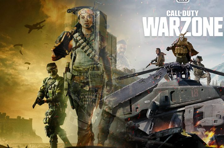 What are Visual Hurdles Present in Call of Duty: Warzone?